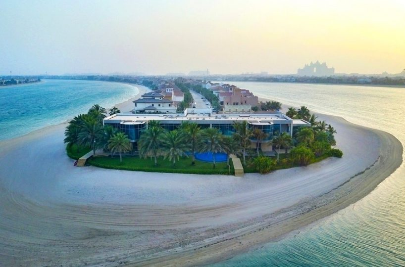 Royal Beach Palace Palm Jumeirah