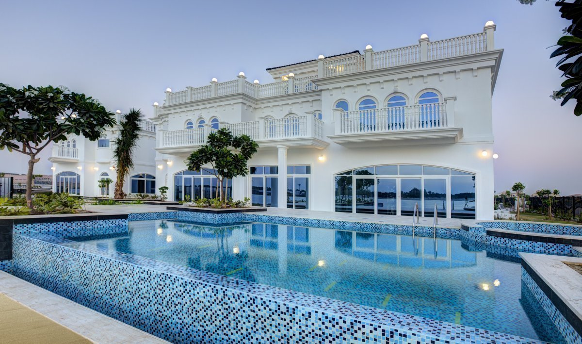 Palm Tip Villa for rent