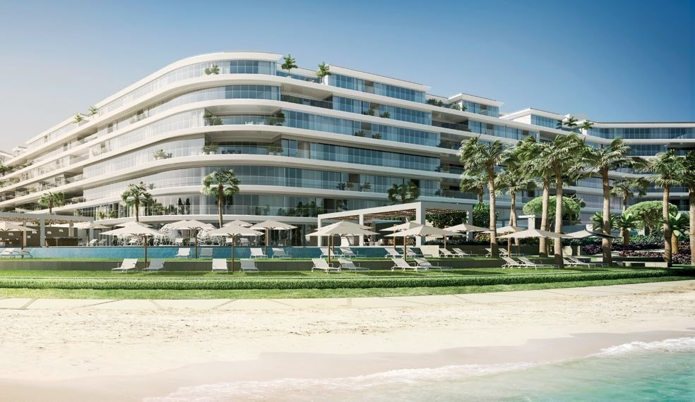 W Residences Palm Jumeirah serviced by the W Hotel Palm