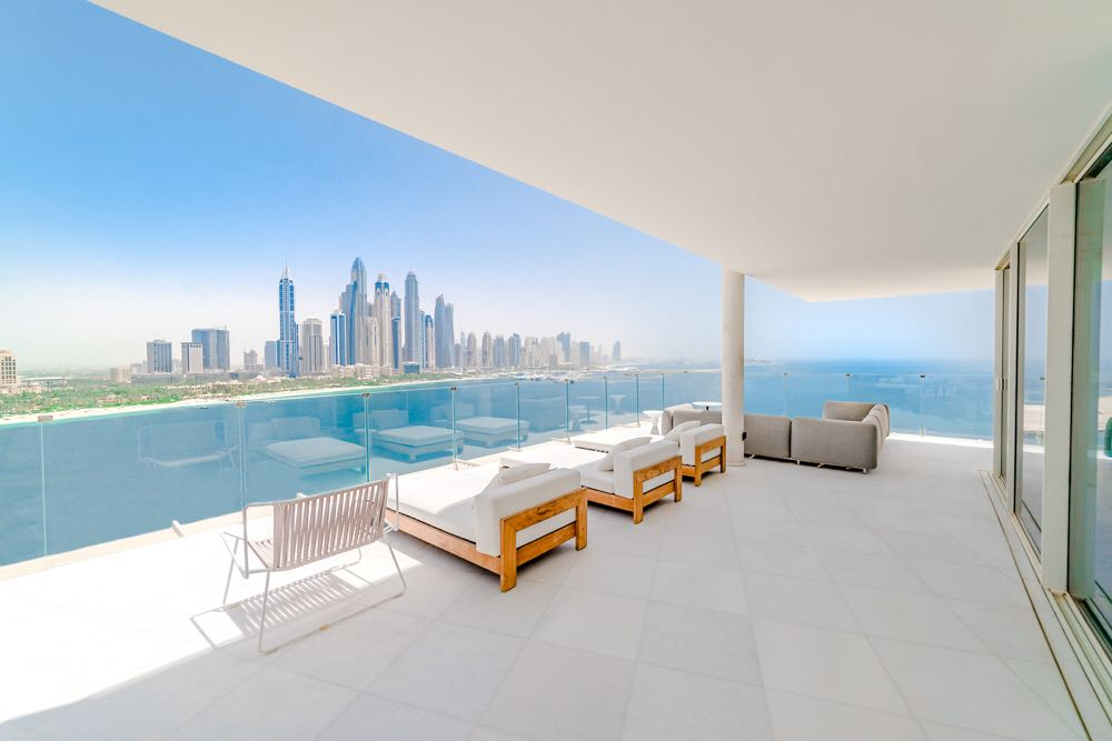 Palm Jumeirah Penthouses for sale