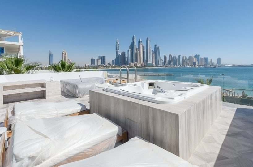 FIVE Palm Jumeirah Beach Villa