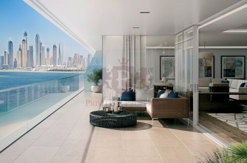 5 Bedroom at W Residences on the Dubai Palm Island