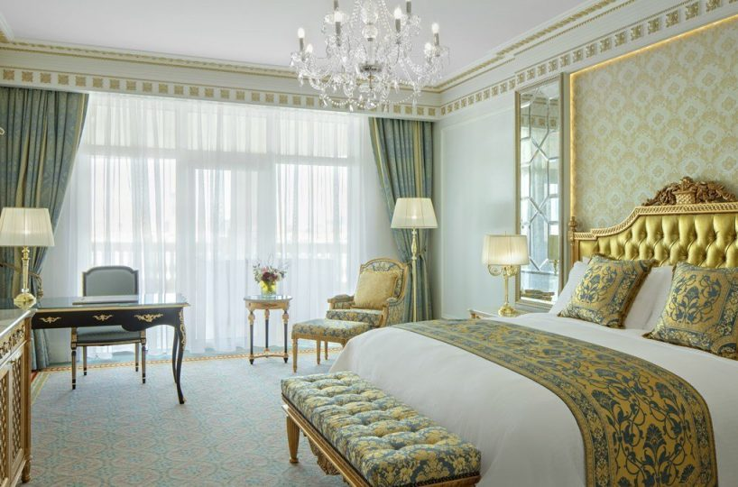 Deluxe Room Hotel Investment