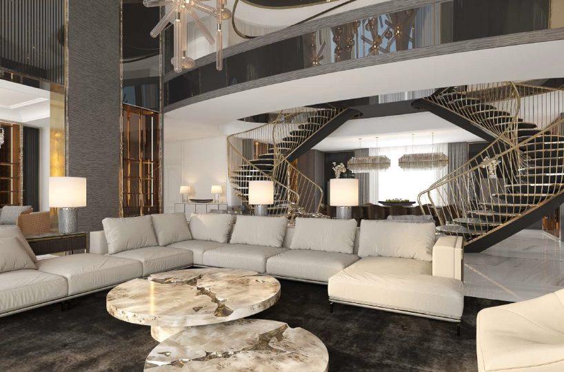 The Tzar Palm Penthouse