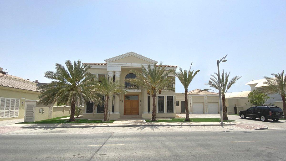 Signature Palm Villa For Rent