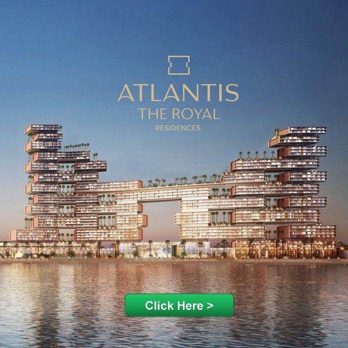 The Royal Atlantis Square Banner