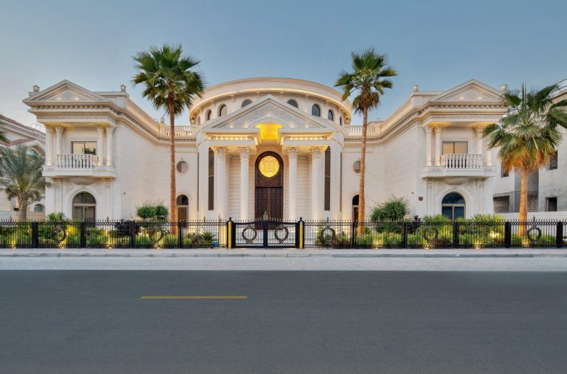 The Greek Palm Palace